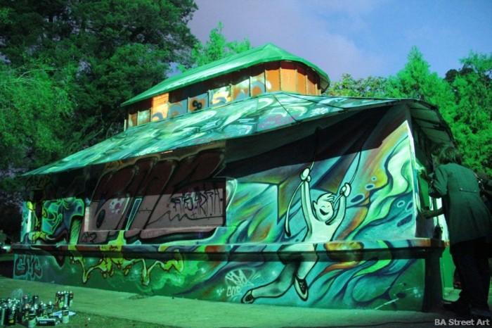 la plata graffiti buenos aires aerosol festival buenosairesstreetart.com