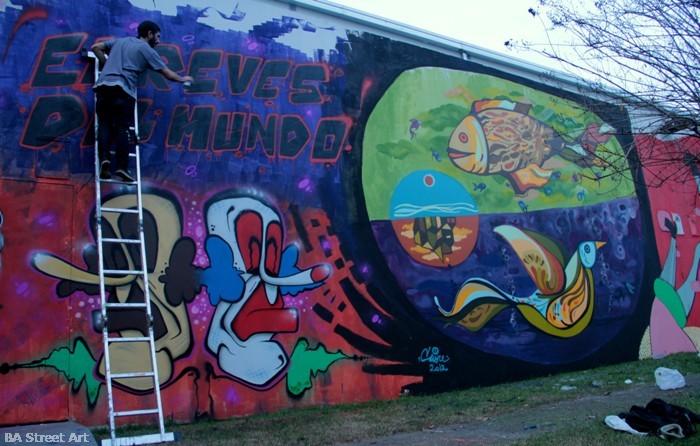 la plata street art tour buenos aires cuore inka buenosairestreetart.com
