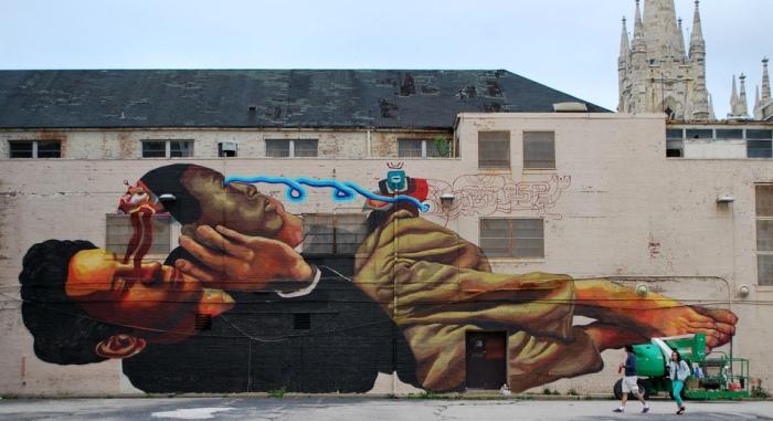 open walls baltimore ever street artist argentina