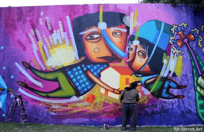 luxor arte urbano la plata buenos aires buenosairesstreetart.com