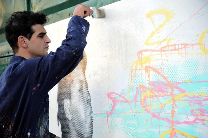 malatesta stencil graffiti buenos aires buenosairesstreetart.com BA Street Art