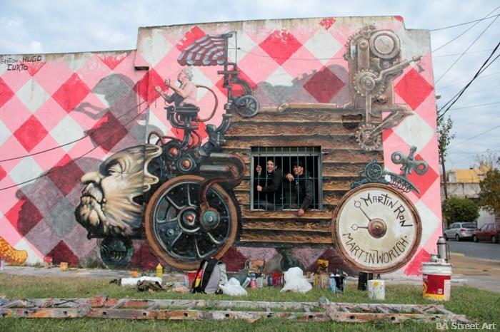 martin ron murales street art buenos aires martin worich buenosairesstreetart.com BA Street Art