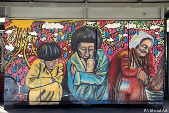 buenos aires graffiti artist oshe artista buenos aires murales buenosairesstreetart.com