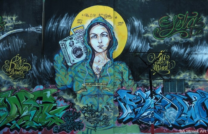 seta fuerte graffiti buenos aires street art ali deejay destroy rap buenosairesstreetart.com