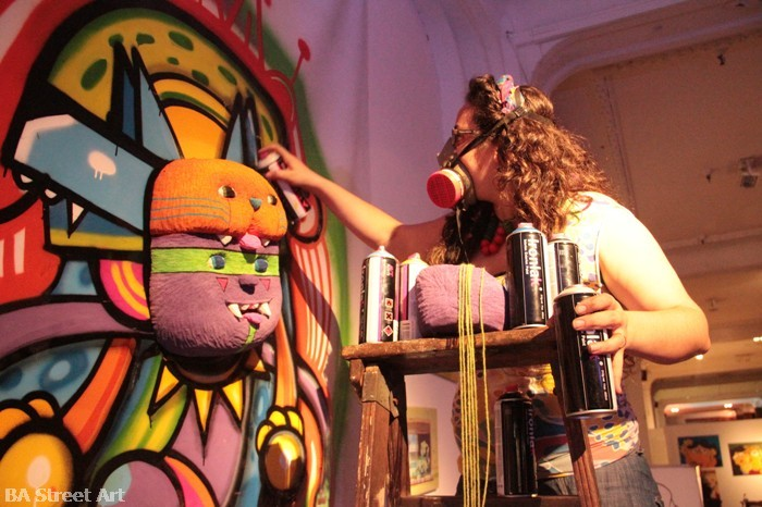 buenos aires graffiti tour street art animalito land buenosairesstreetart.com