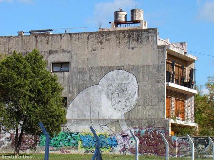 Blu mural buenos street art graffiti mural muto video buenosairesstreetart.com