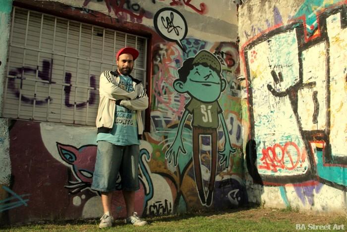 graffiti tour buenos aires street art interview cof buenosairesstreetart.com