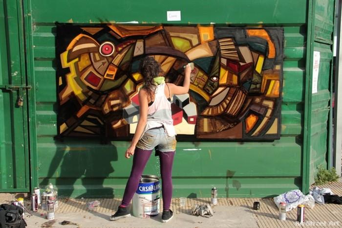cuore buenos aires murales street art buenosairesstreetart.com