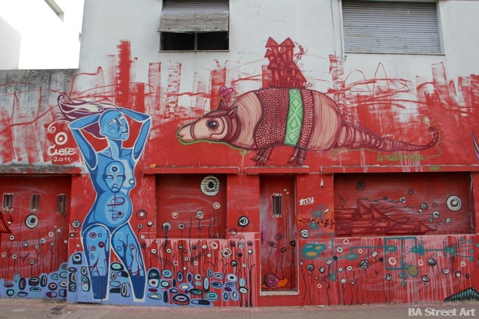 cuore buenos aires street art mural buenosairesstreetart.com BA Street Art Tours arte callejero buenos aires