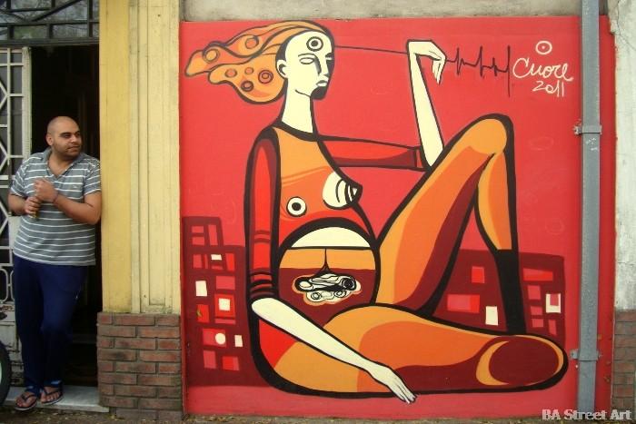 cuore buenos aires street art tour boulogne buenos aires street art