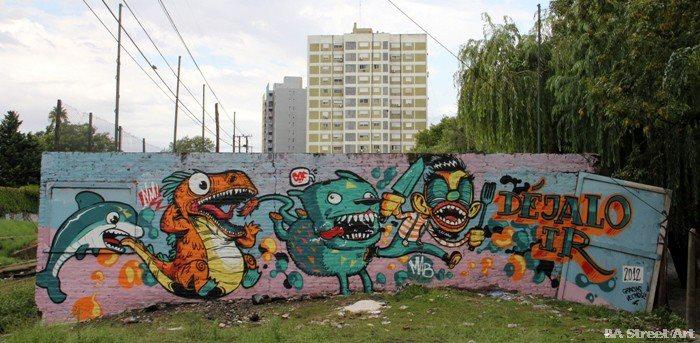 graffiti tour buenos aires buenosairesstreetart.con