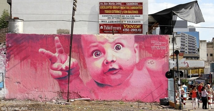 martin ron murales street artist buenos aires street art murales buenosairesstreeetart.com