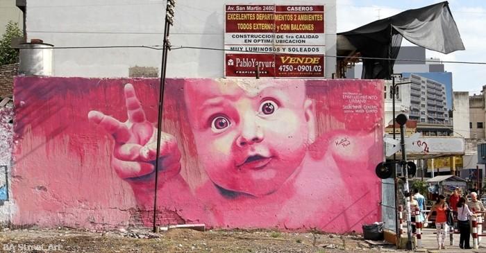 martin ron murales street artist buenos aires street art murales buenosairesstreeetart.com