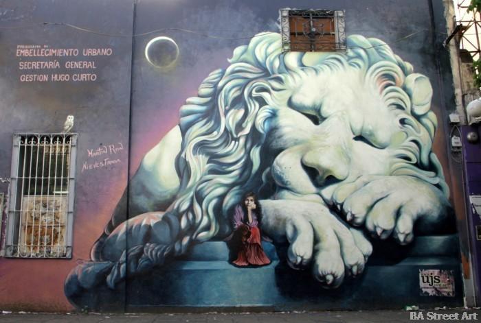 martin ron muralista street artist buenos aires street art murales buenosairesstreeetart.com
