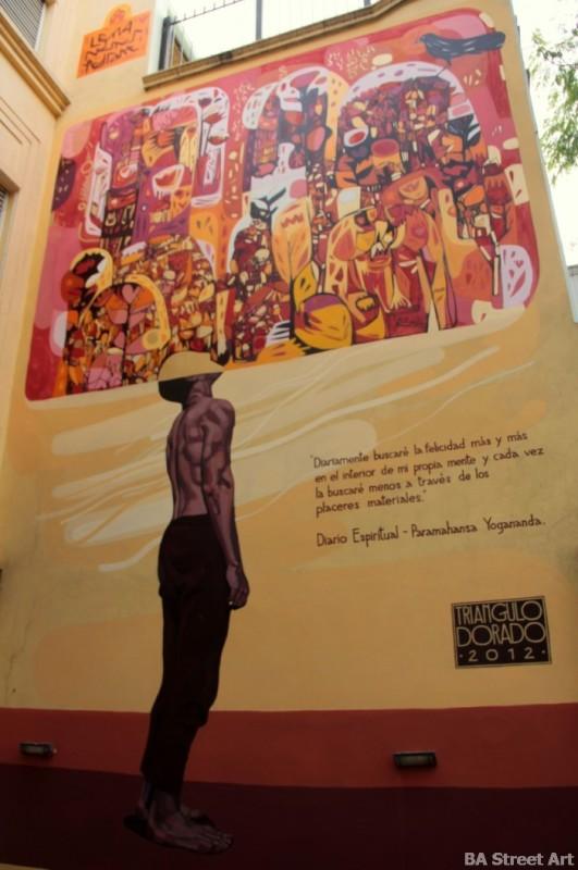 triangulo dorado buenos aires street art murales buenosairesstreetart.com