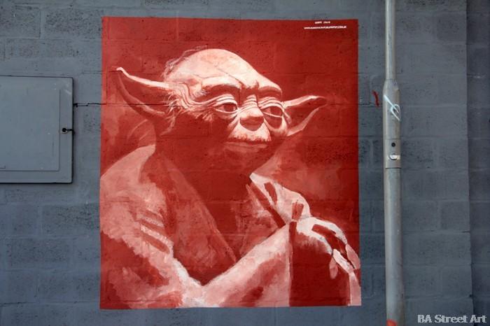 star wars graffiti buenos aires yoda buenosairesstreetart.com mario calvo