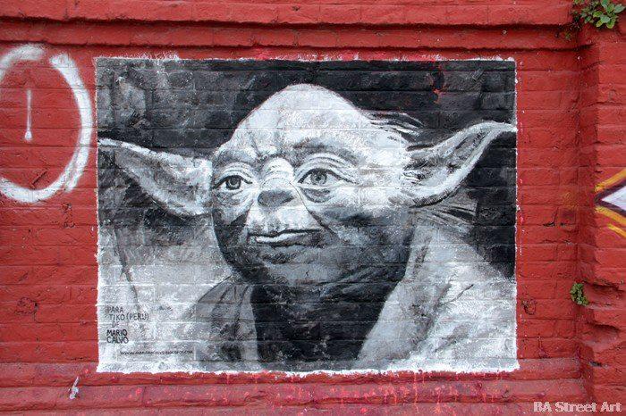 graffiti buenos aires star wars buenos aires street art buenosairesstreetart.com