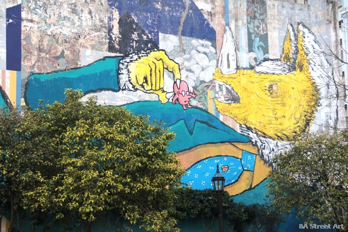 dotz blabla buto street art buenos aires graffiti buenosairesstreetart.com
