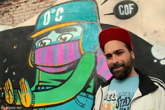 graffiti tour buenos aires street art cof entrevista buenosairesstreetart.com