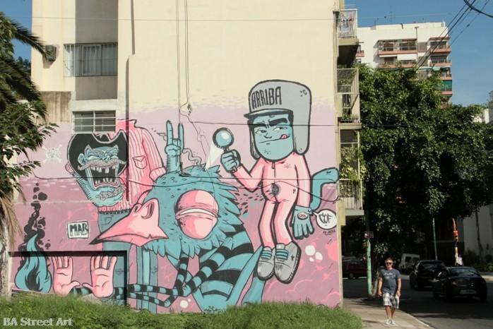 cof mab cvm buenos aires street art tour graffiti buenosairesstreetart.com BA Street Art