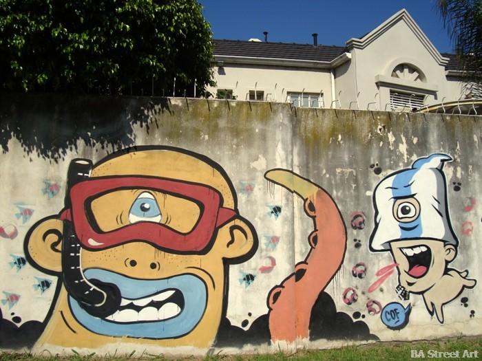 graffiti tour murales santa fe cof buenos aires buenosairesstreetart.com