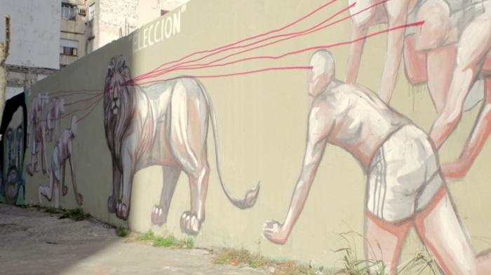 jaz street artist buenos aires murals buenosairesstreetart.com BA Street ArtArt