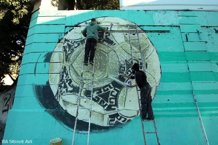 lean frizzera muralista emy mariani buenos aires graffiti buenosairesstreetart.com