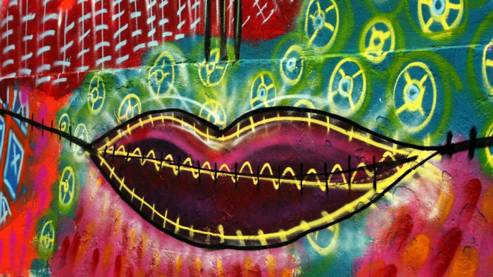 malegria artista buenos aires bogota textura arte callejero