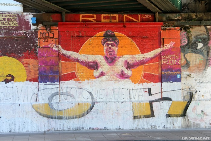 murales politicos martin ron meeting of styles BA Street Art buenosairesstreetart.com