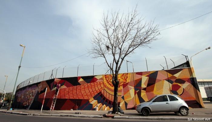 poeta street art murales buenos aires buenosairesstreetart.com