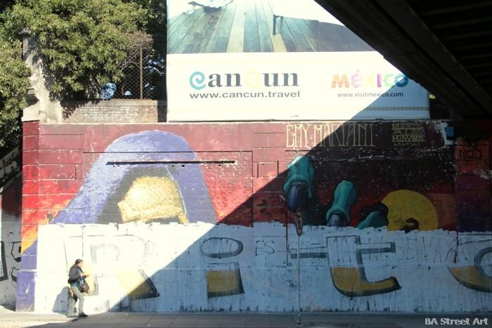 political graffiti buenos aires emy mariani buenosairesstreetart.com