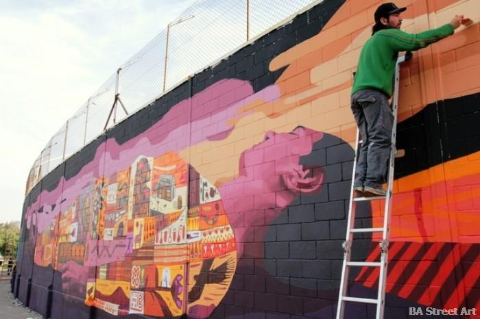 triangulo dorado buenos aires street art buenosairesstreetart.com