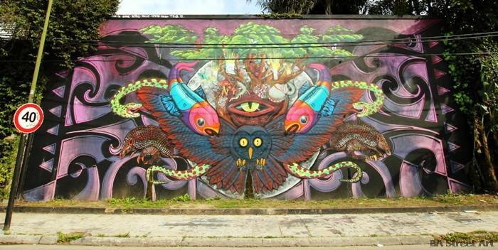 graffiti tour buenos aires argentina bater tekaz murales buenosairesstreetart.com