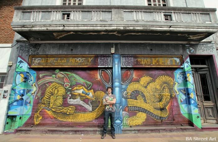 monster cyclops graffiti buenos aires street art argentina bater thundercats buenosairesstreetart.com