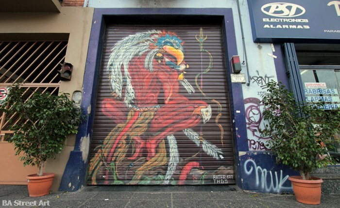 cyclops monster graffiti buenos aires urban art tour argentina bater buenosairesstreetart.com