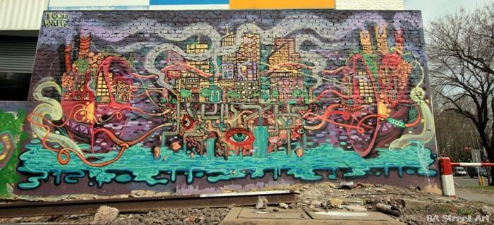 tekaz bater graffiti buenos aires street art tour argentina murals buenosairesstreetart.com