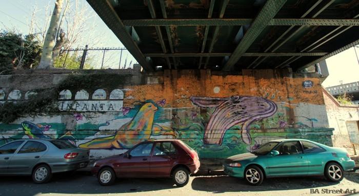 crobar boliche buenos aires graffiti tour murales buenosairesstreetart.com