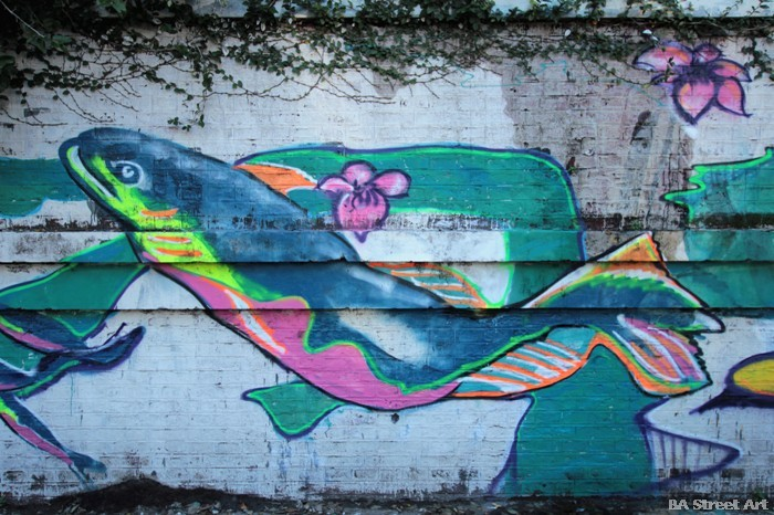 crobar club buenos aires graffiti mural buenosairesstreetart.com BA Street Art