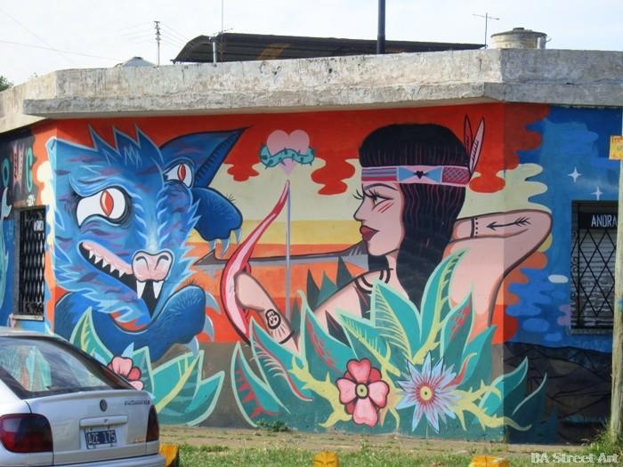 Quilmes artista grolou entrevista Gumy y Blu Shei Wei buenos aires graffiti