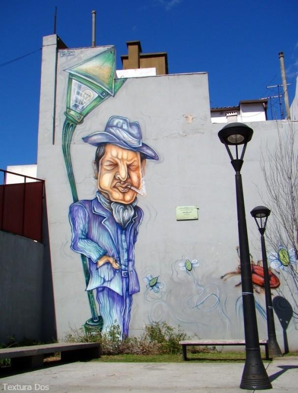 julio sosa tango argentina mural buenos aires alfredo segatori muralista buenosairesstreetart.com