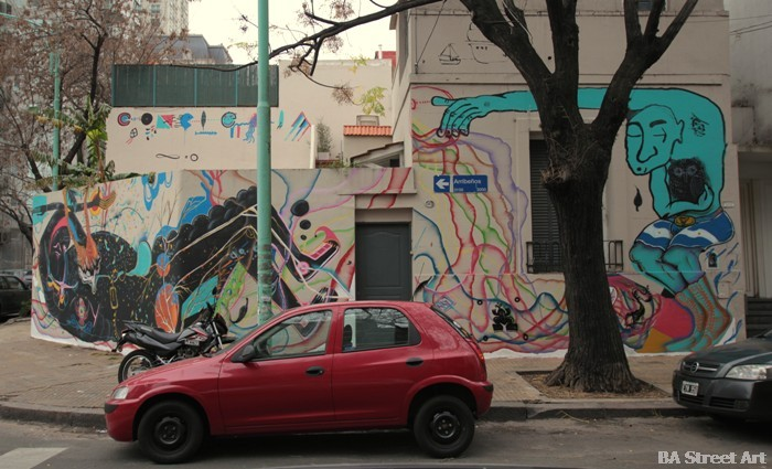 argentina street art tour buenos aires buenosairesstreetart.com arte callejero