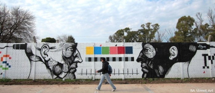 buenos aires graffiti tour tecnopolis nazza stencil artista buenosairesstreetart.com