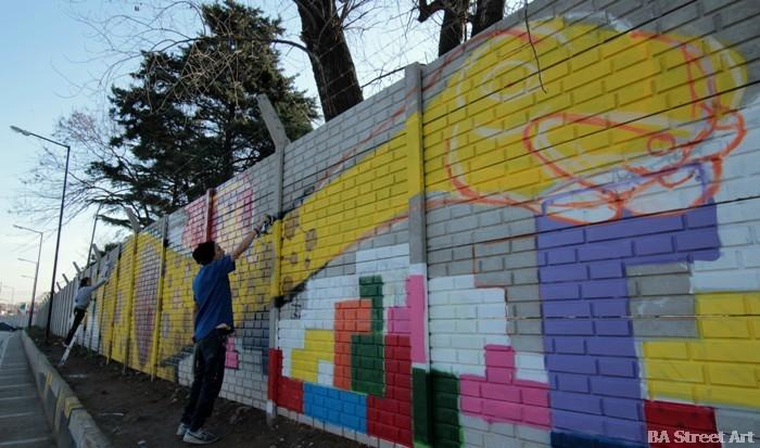 colaboracion crew buenos aires street art buenosairesstreetart.com