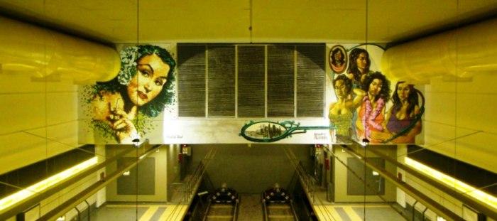 hospitales murales linea h subte lean frizzera martin ron parque patricios buenos aires