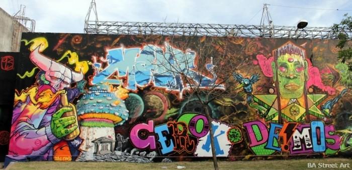 meeting of styles graffiti buenos aires tour argentina buenosairesstreetart.com
