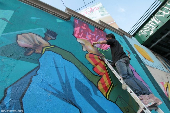 graffiti buenos aires patxi mazzoni alonso street artist buenos aires buenosairesstreetart.com