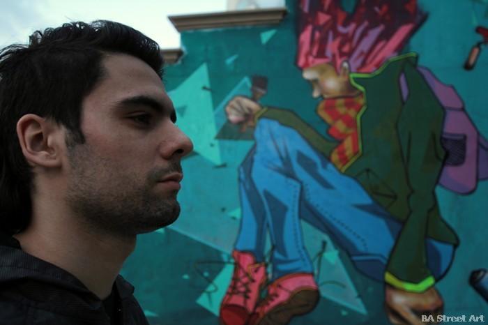 patxi mazzoni alonso artista callejero graffiti buenos aires buenosairesstreetart.com