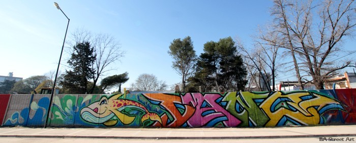 dano graffiti buenos aires tags murales street art argentina buenosairesstreetart.com