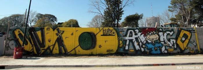 buenos aires grafiti tour oncho graffiti street art argentina tecnopolis buenosairesstreetart.com