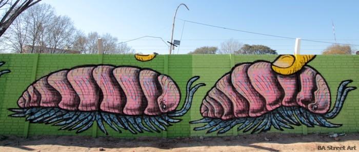 dotz art mendoza artista callejero argentina street art tour buenosairesstreetart.com